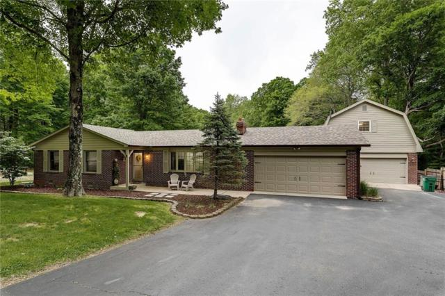 8913 N Goat Hollow Road, Mooresville, IN 46158 (MLS #21641647) :: The Evelo Team