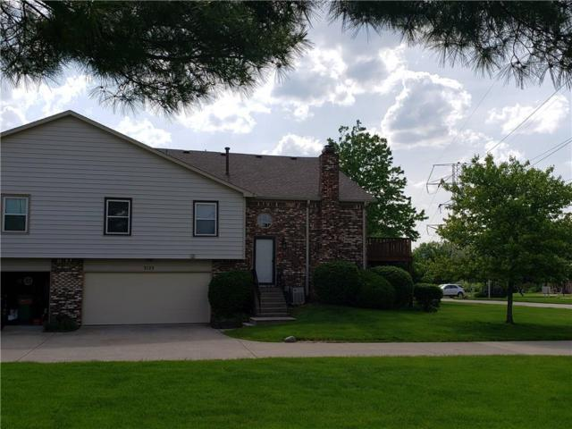 9129 Doubloon Road, Indianapolis, IN 46268 (MLS #21641652) :: Richwine Elite Group