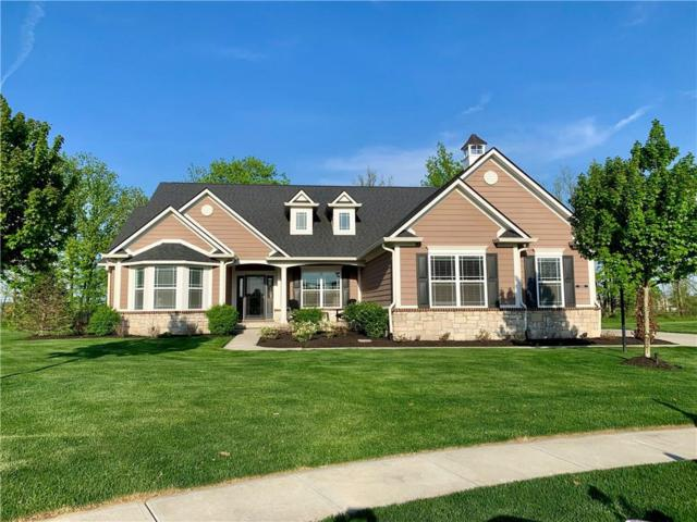 11650 Laurel Springs Circle, Noblesville, IN 46060 (MLS #21641654) :: Richwine Elite Group