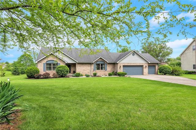 6784 S 25 E, Pendleton, IN 46064 (MLS #21641669) :: The ORR Home Selling Team