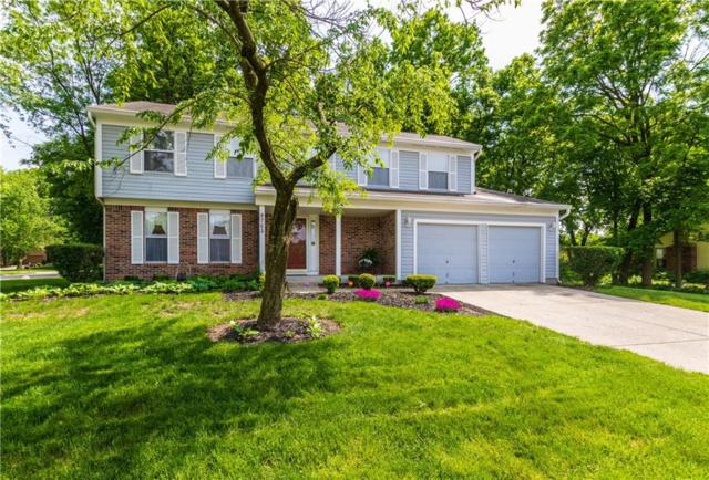 8705 Appleby Lane, Indianapolis, IN 46256 (MLS #21641687) :: Mike Price Realty Team - RE/MAX Centerstone
