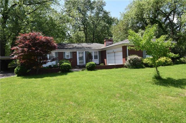 3147 W 51 St Street W, Indianapolis, IN 46228 (MLS #21641689) :: The Indy Property Source