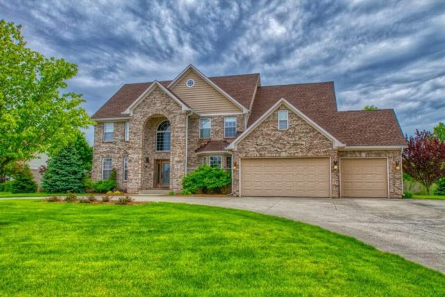 1363 N Winchester Drive, Greenfield, IN 46140 (MLS #21641734) :: Richwine Elite Group