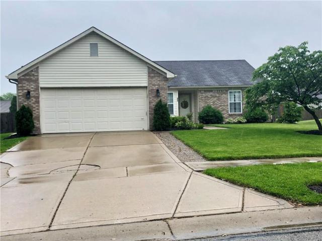 463 Youngs Creek Court, Franklin, IN 46131 (MLS #21641769) :: The ORR Home Selling Team