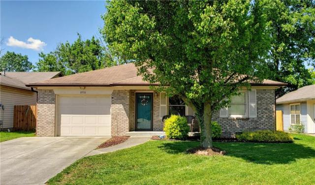 8930 W Summerwalk Drive, Indianapolis, IN 46227 (MLS #21641782) :: The ORR Home Selling Team