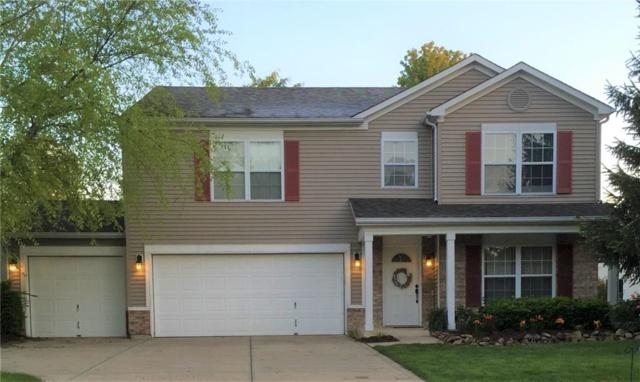10606 Colonial Court, Avon, IN 46234 (MLS #21641786) :: FC Tucker Company