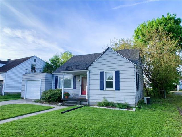1909 Indiana Avenue, New Castle, IN 47362 (MLS #21641817) :: HergGroup Indianapolis