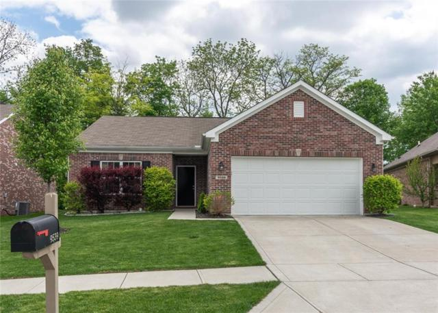 9539 Woodsong Way, Indianapolis, IN 46229 (MLS #21641833) :: Richwine Elite Group