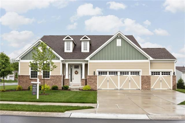 9644 Summerton Drive, Fishers, IN 46037 (MLS #21641847) :: AR/haus Group Realty