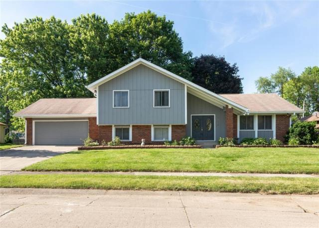 1108 Selkirk Lane, Indianapolis, IN 46260 (MLS #21641867) :: Mike Price Realty Team - RE/MAX Centerstone
