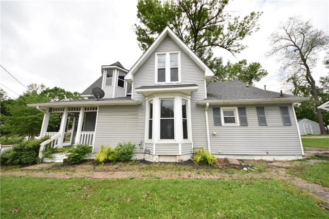 2 W Main Street, Greenwood, IN 46142 (MLS #21641869) :: David Brenton's Team