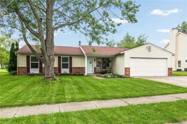 8758 Appleby Lane, Indianapolis, IN 46256 (MLS #21641942) :: Richwine Elite Group