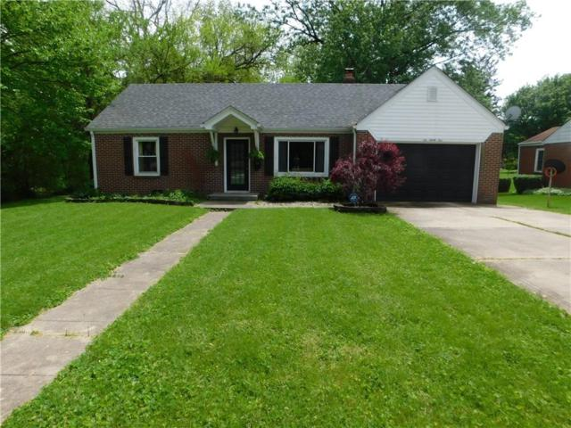 695 W Mill Street, Danville, IN 46122 (MLS #21641963) :: Mike Price Realty Team - RE/MAX Centerstone