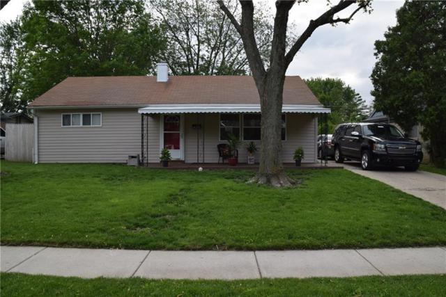 458 Park Drive, Greenwood, IN 46143 (MLS #21641993) :: David Brenton's Team