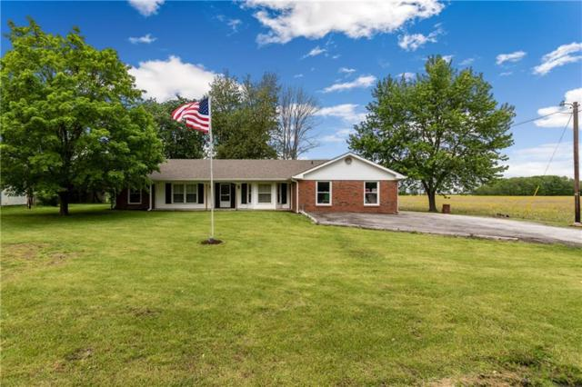 5746 N State Road 39, Lizton, IN 46149 (MLS #21641996) :: The Evelo Team