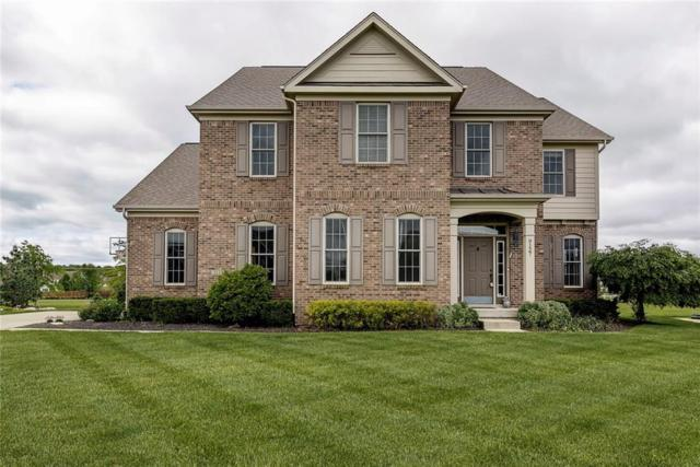 9127 Brookstone Place, Zionsville, IN 46077 (MLS #21642046) :: AR/haus Group Realty