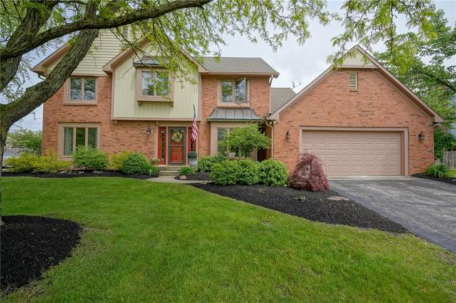 8095 Bowline Drive, Indianapolis, IN 46236 (MLS #21642093) :: Richwine Elite Group