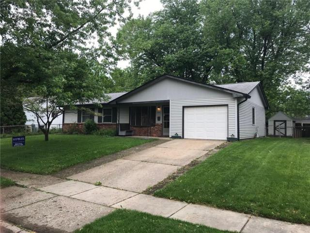 3866 Richelieu Road, Indianapolis, IN 46226 (MLS #21642101) :: Richwine Elite Group