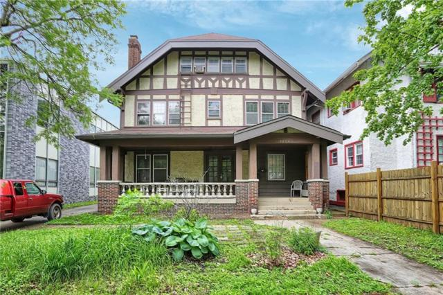 3554 Washington Boulevard, Indianapolis, IN 46205 (MLS #21642129) :: Mike Price Realty Team - RE/MAX Centerstone