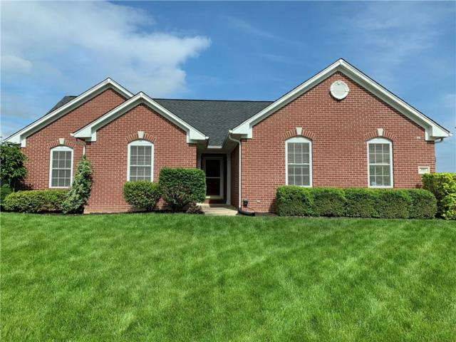 1083 Bennington Court, Greenwood, IN 46143 (MLS #21642160) :: David Brenton's Team
