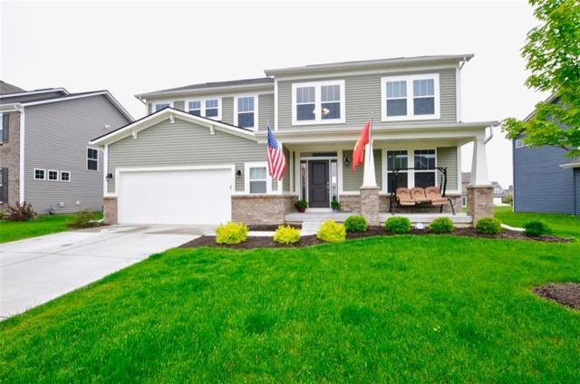 5088 Macaferty Street, Plainfield, IN 46168 (MLS #21642199) :: Mike Price Realty Team - RE/MAX Centerstone