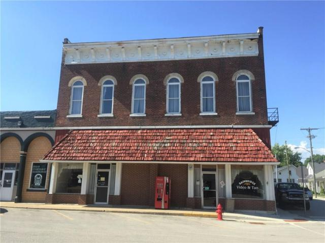 101 W Main Street, Bainbridge, IN 46105 (MLS #21642208) :: The Indy Property Source