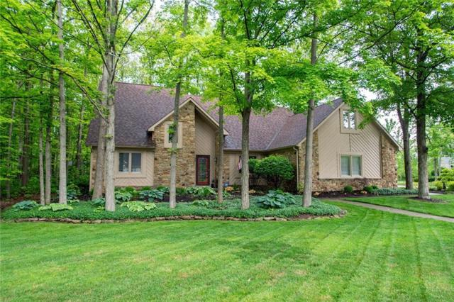 9020 Clipper Court, Indianapolis, IN 46256 (MLS #21642209) :: The Indy Property Source