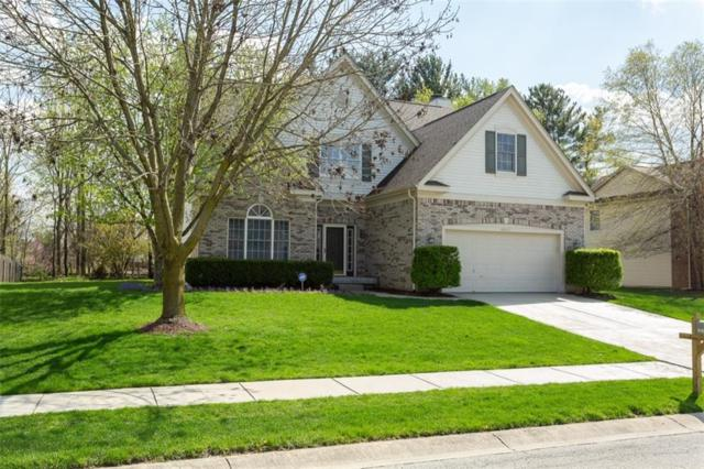 4007 Brasseur Lane, Carmel, IN 46033 (MLS #21642258) :: Richwine Elite Group
