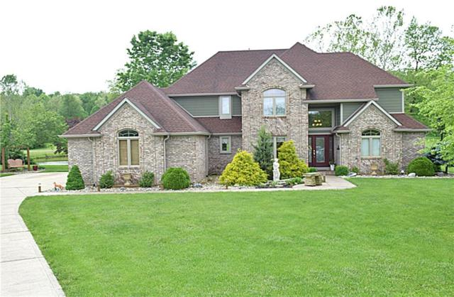 2650 Southampton Drive, Martinsville, IN 46151 (MLS #21642314) :: Mike Price Realty Team - RE/MAX Centerstone
