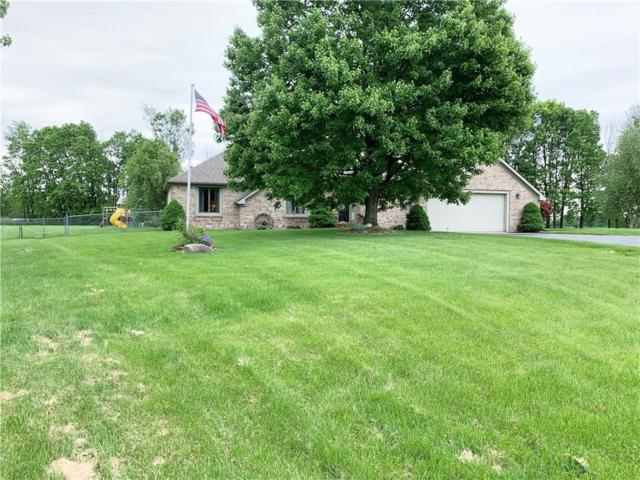 2393 N Hickory Boulevard, Greenfield, IN 46140 (MLS #21642329) :: AR/haus Group Realty