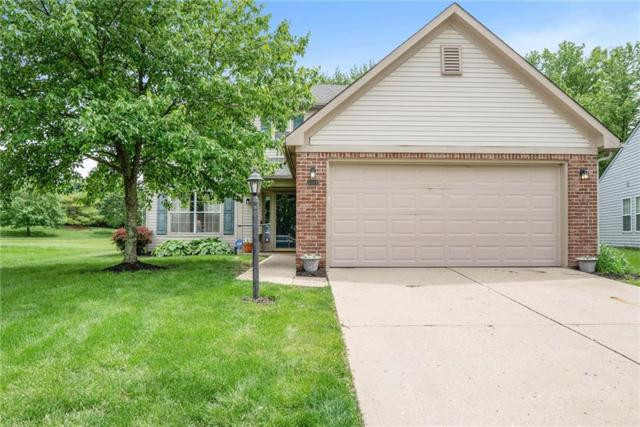 5949 Polonius Lane, Indianapolis, IN 46254 (MLS #21642350) :: HergGroup Indianapolis