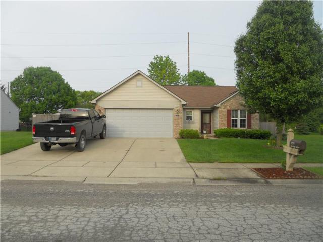 2219 Citation Drive, Indianapolis, IN 46234 (MLS #21642351) :: AR/haus Group Realty