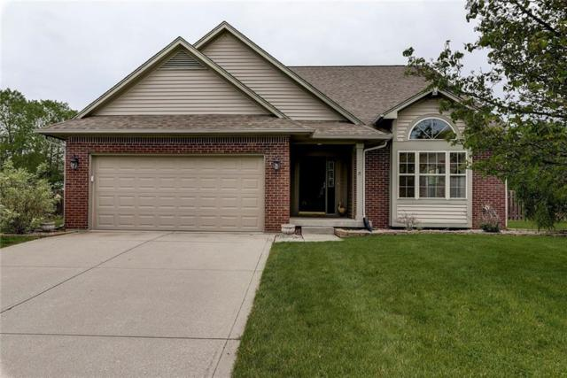 3118 Saddlehorn Drive, Carmel, IN 46033 (MLS #21642363) :: Richwine Elite Group