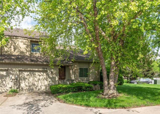 584 Conner Creek Drive, Fishers, IN 46038 (MLS #21642369) :: HergGroup Indianapolis