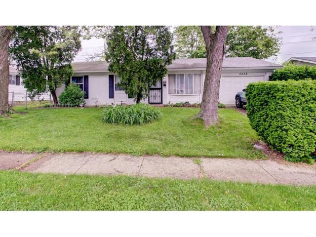 5238 Ruskin Place W, Indianapolis, IN 46224 (MLS #21642371) :: The Indy Property Source