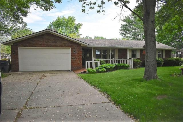 3908 Colonial Drive, Anderson, IN 46012 (MLS #21642375) :: Richwine Elite Group
