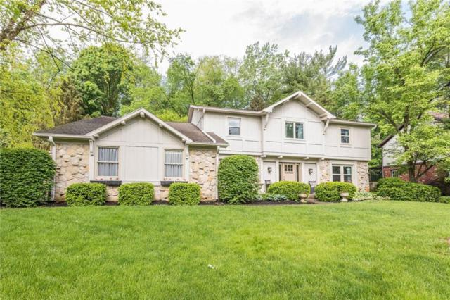 670 Morningside Court, Zionsville, IN 46077 (MLS #21642383) :: Mike Price Realty Team - RE/MAX Centerstone
