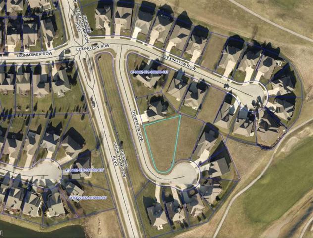 4319 Thompson Row, Greenwood, IN 46143 (MLS #21642407) :: Richwine Elite Group