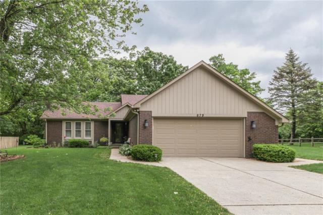 679 Echo Bend Boulevard, Greenwood, IN 46142 (MLS #21642420) :: Mike Price Realty Team - RE/MAX Centerstone
