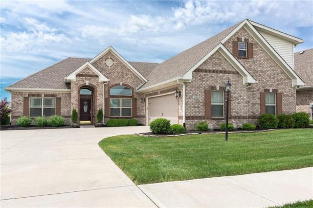 3960 Waterfront Way, Plainfield, IN 46168 (MLS #21642460) :: The Indy Property Source
