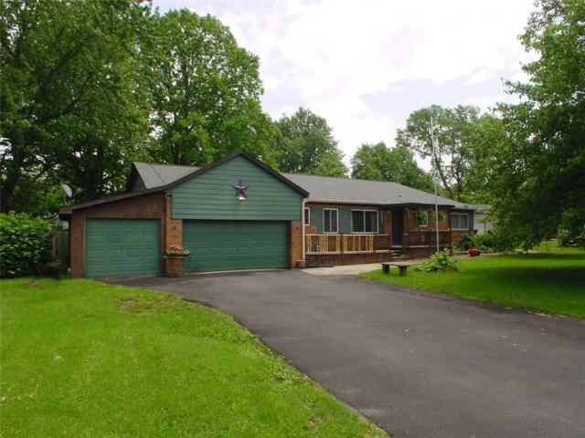 1851 N German Church Road, Indianapolis, IN 46229 (MLS #21642480) :: Mike Price Realty Team - RE/MAX Centerstone