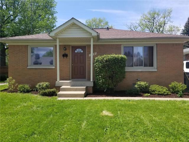 948 N Irvington Avenue, Indianapolis, IN 46219 (MLS #21642509) :: Mike Price Realty Team - RE/MAX Centerstone