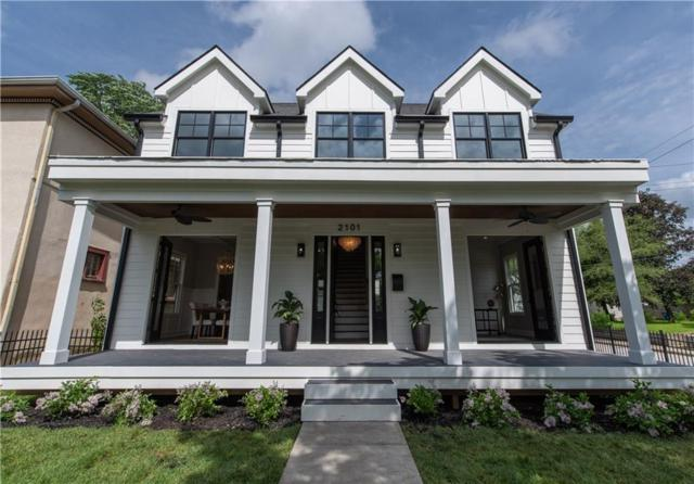 2101 N New Jersey Street, Indianapolis, IN 46202 (MLS #21642512) :: AR/haus Group Realty