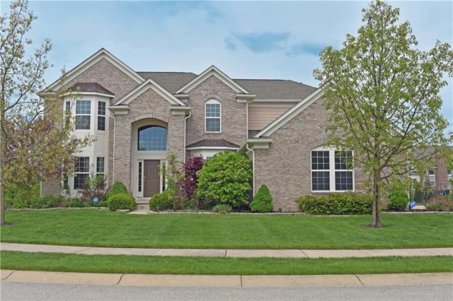 13678 Cunningham Drive, Carmel, IN 46074 (MLS #21642520) :: Mike Price Realty Team - RE/MAX Centerstone