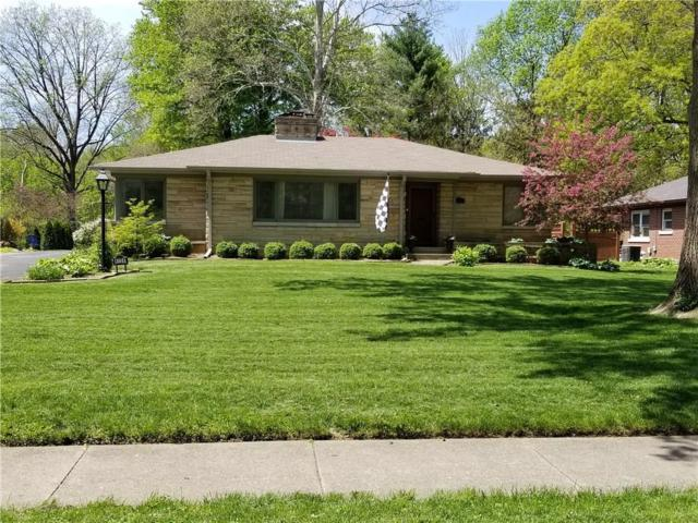 6154 Meridian Street West Drive, Indianapolis, IN 46208 (MLS #21642539) :: Richwine Elite Group