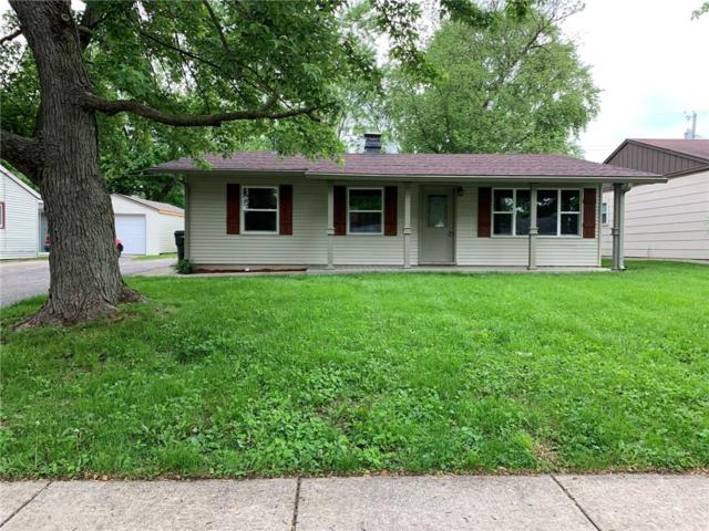 421 Monroe Street, Fortville, IN 46040 (MLS #21642540) :: HergGroup Indianapolis