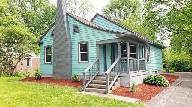 6625 E 11th Street, Indianapolis, IN 46219 (MLS #21642555) :: Mike Price Realty Team - RE/MAX Centerstone
