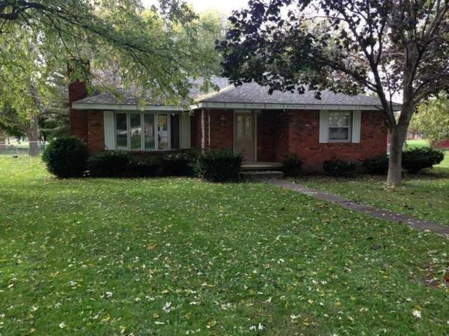 111 Alabama Street, Shirley, IN 47384 (MLS #21642619) :: AR/haus Group Realty