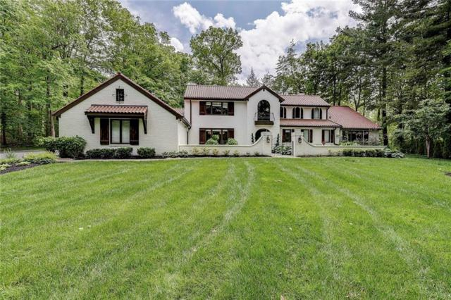 3853 Nesbitt Road, Indianapolis, IN 46220 (MLS #21642654) :: The Indy Property Source
