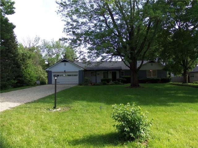 5221 Thornleigh Drive, Indianapolis, IN 46226 (MLS #21642676) :: FC Tucker Company
